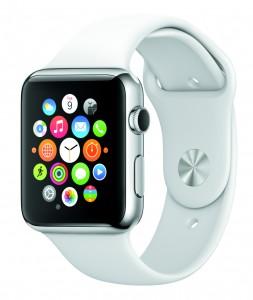 Het horloge van Apple is in de loop van 2015 verkrijgbaar © Foto Apple