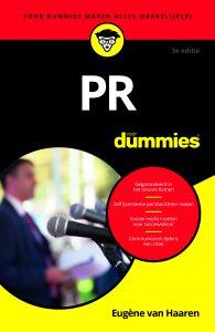 PR voor Dummies, 3e editie, Eugène van Haaren, www.voornieuws.nl