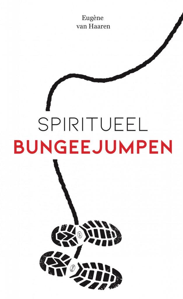 Spiritueel bungeejumpen boek van auteur Eugène van Haaren
